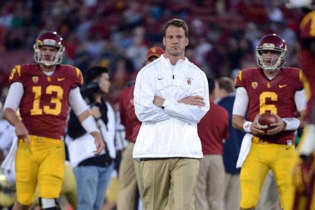 USC Football: Trojans Offense Will Be Potent Regardless of QB Competition Winner