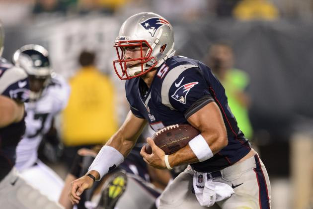 Tim Tebow's Value as Running QB Will Help Expand New England's Offense