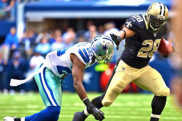 Fantasy Football Preview 2013: Top 5 Running Back Sleepers