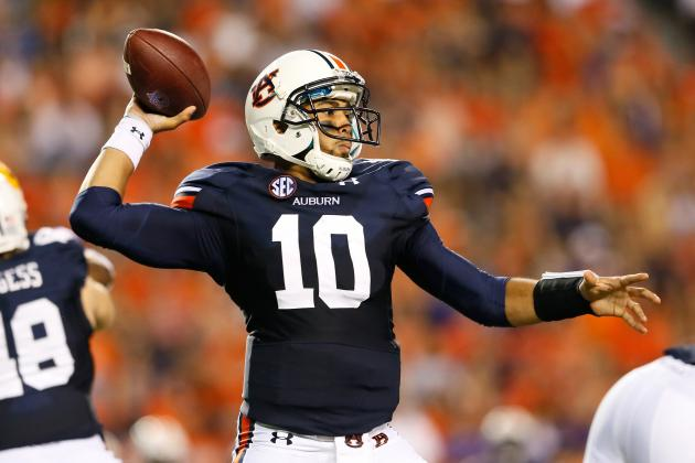 Auburn's Kiehl Frazier Makes Right Call Switching from QB to DB