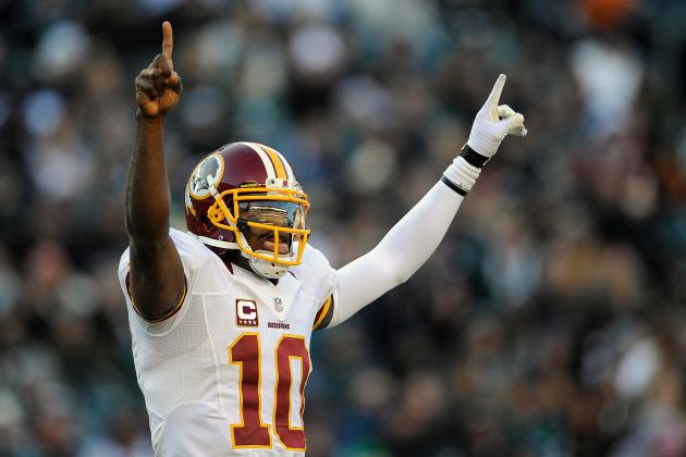 Robert Griffin III's Injury Situation Should Be Mobile QBs' Preseason Precedent