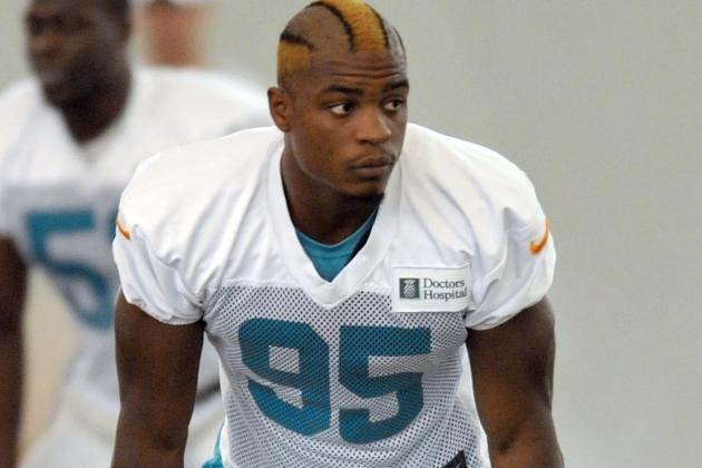 Dion Jordan Still a Work in Progress