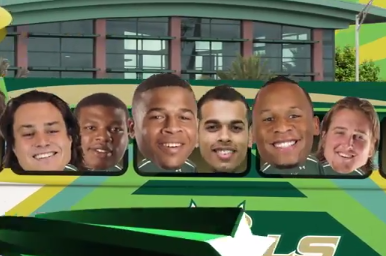 Video: USF Releases Funny Ticket Sales Commercial with Coach Taggart