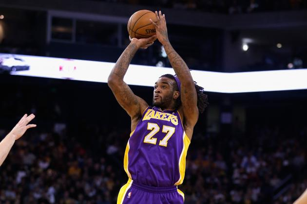 Lakers News: Jordan Hill Will Be Offensive X-Factor If Jump Shot Improves