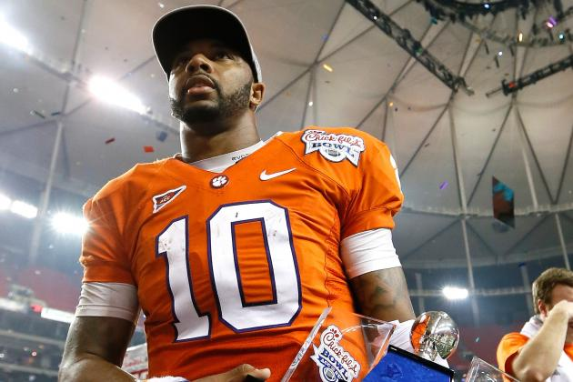 Tajh Boyd's Journey from Hampton Roads to Clemson's Death Valley