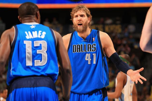 New-Look Mavs Focused on Returning to Postseason