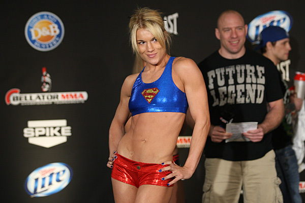 Invicta FC Signs Felice Herrig to Exclusive Multi-Fight Deal