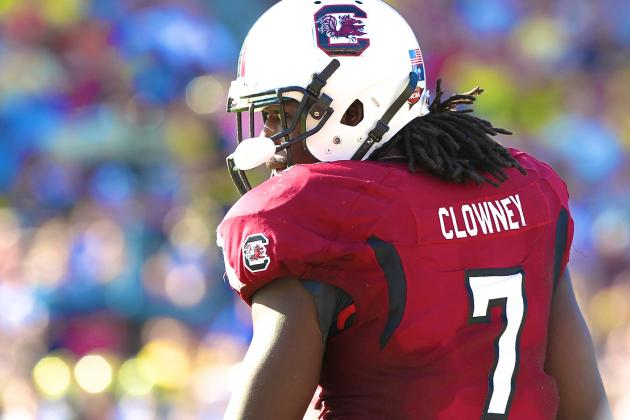 No Jadeveon Clowney in Opener? Steve Spurrier Sending Message or Playing Games?