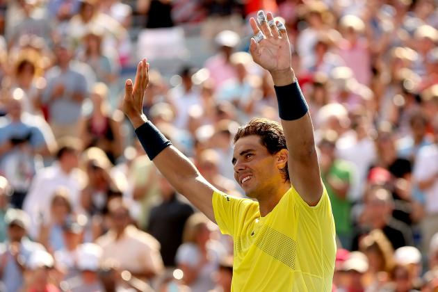 Rafael Nadal's Rogers Cup Victory Shows Star Is Ready for US Open Competition