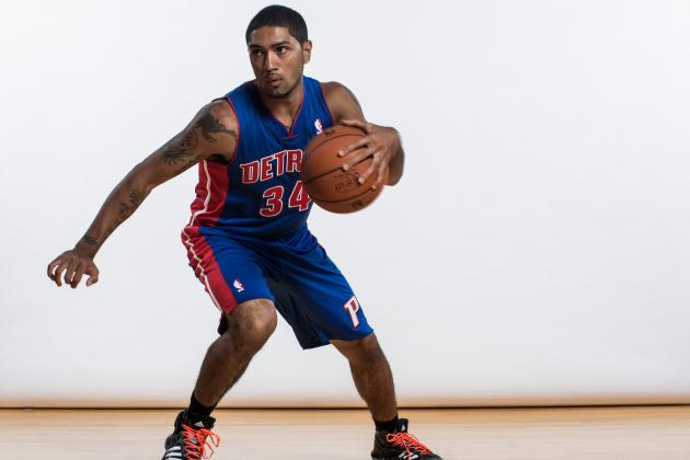 Detroit Pistons' Peyton Siva Opens Up on Twitter
