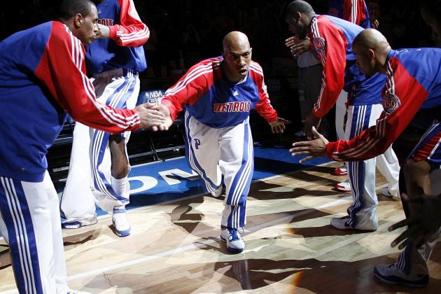 Top 10 Plays in Chauncey Billups' Pistons Career