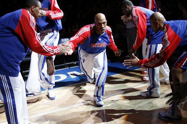 Top 10 Plays in Chauncey Billups' Pistons Career