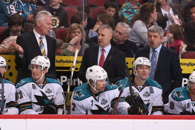 Hall of Famer Larry Robinson Helped Improve Sharks Defense