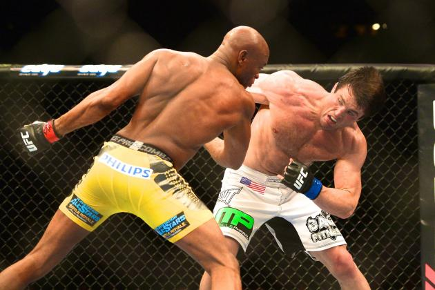 Chael Sonnen Wants 3rd Bout with Anderson Silva Whether He Has the Belt or Not