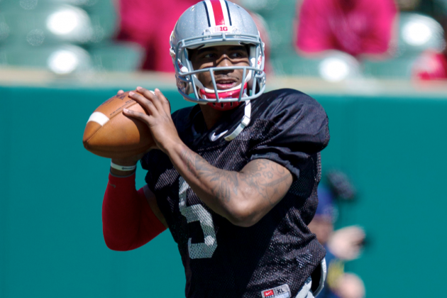 Ohio State Football: Braxton Miller Showing Improvement in Fall Camp