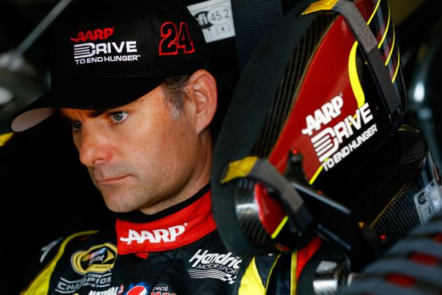Round the Track: Are We Seeing Jeff Gordon's Decline?