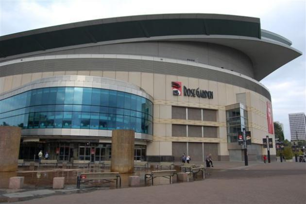Blazers Reach Arena Naming Rights Deal with Moda Health