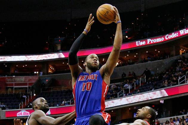 Detroit Pistons Offense Has Star Power, but Can It Work?