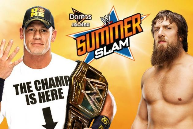John Cena's Elbow Injury Won't Affect Quality of WWE Title Match at SummerSlam