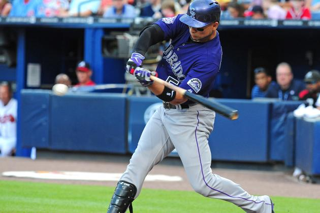 CarGo Unlikely to Be Activated off DL When Eligible