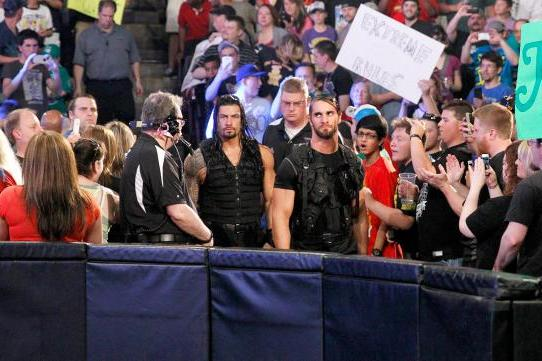 The Shield's Stagnant Push Is Due to WWE's Lack of Creative Booking