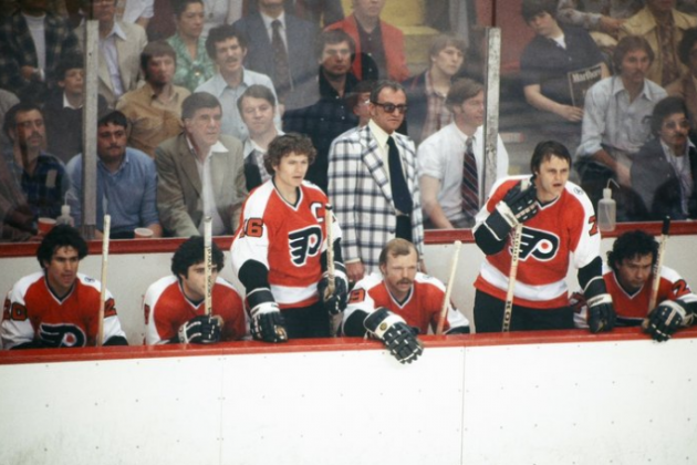 Bobby Clarke and the Broad Street Bullies Were Pretty Good Dudes