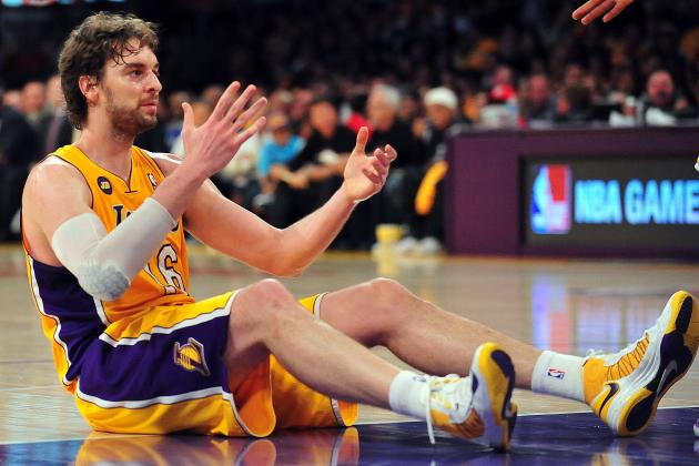 Diagnosing LA Lakers' Remaining Roster Flaws