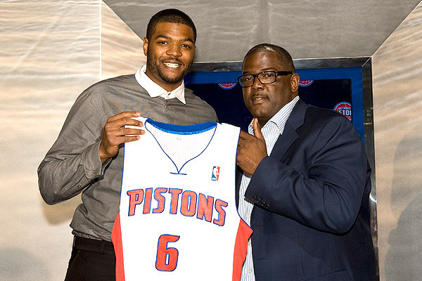 Pistons Ready to Make Mark on Central Division