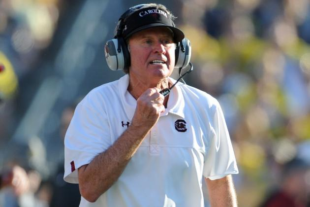 Steve Spurrier Is Trolling UNC Football Fans