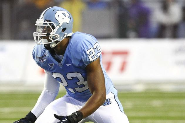 Lipford's Recovery Should Boost Tar Heels