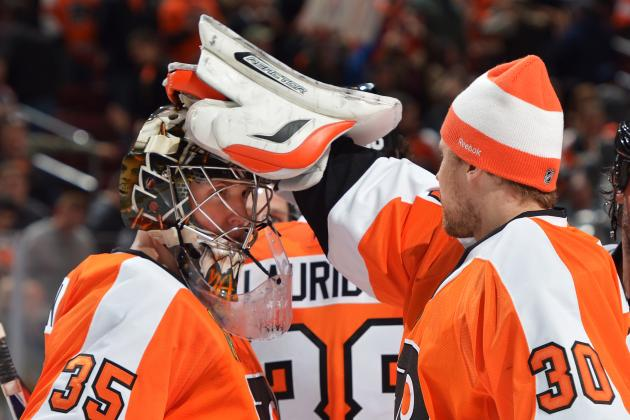 Who Will Start in Goal for the Flyers?