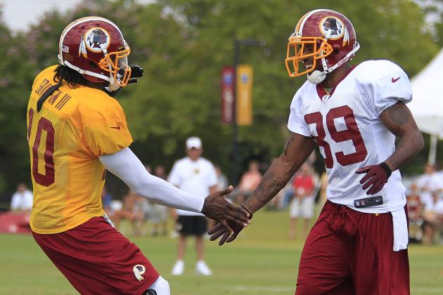Santana Moss Backs Mike Shanahan's Decision to Shelve Robert Griffin III