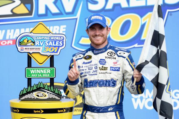 Brian Vickers to Drive Full-Time for Michael Waltrip Racing in 2014