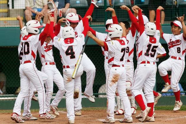 Little League World Series 2013 Bracket: Round-by-Round Tournament Primer