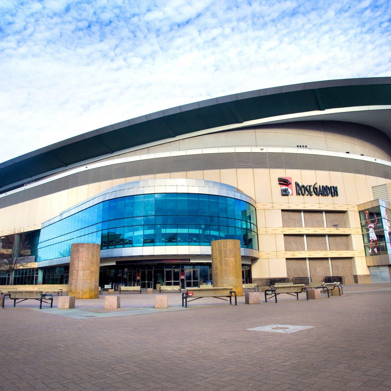 Portland Blazers Worth: Portland Trail Blazers Rename Home Arena From 'Rose Garden