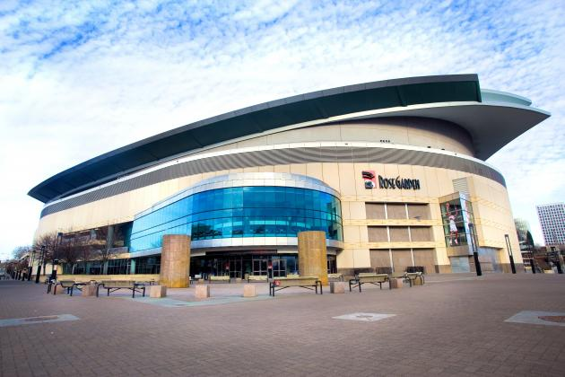 Portland Trail Blazers Rename Home Arena from 'Rose Garden' to 'Moda Center'