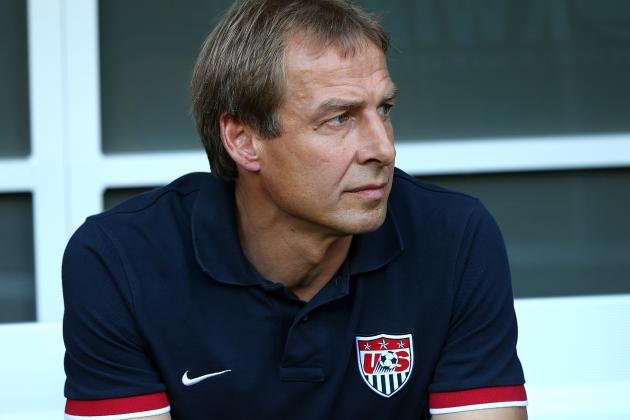 Klinsmann Demands More, Wants Dempsey to Know It