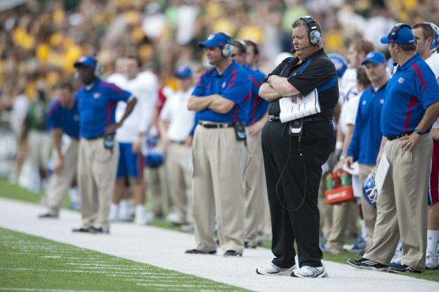 Ben Goodman Has Key Spot in 'Buck' Linebacker Position for Kansas