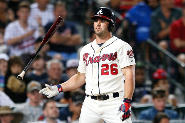 Braces Place Uggla on DL
