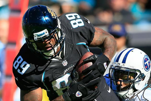 Marcedes Lewis Speaks to Jaguars Offense After Poor Day