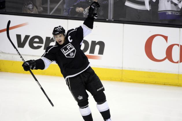 2013 Kings Season Review: Dustin Brown