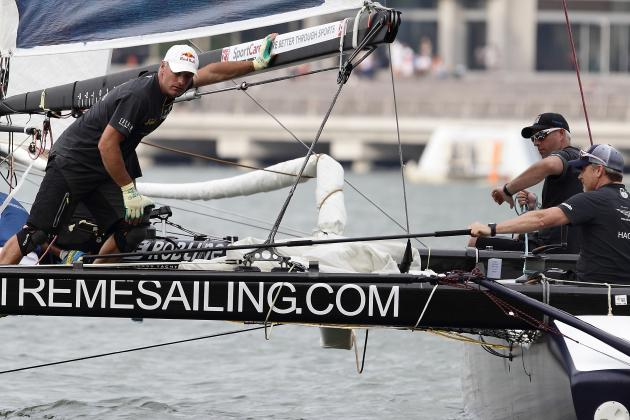 A Cup of Caen: Tomorrow's Sailors Today