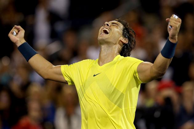 Rafael Nadal's Legacy Will Take Hit If Star Suffers Early Exit at US Open