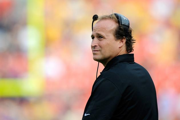 Holgorsen Searching for QB Separation