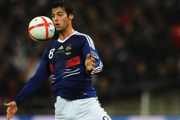 Arsenal Transfer News: Yoann Gourcuff Would Be Solid Addition at Reduced Wages
