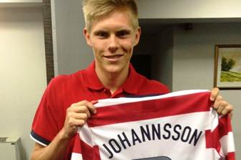 Johannsson's Change of Association Approved by FIFA