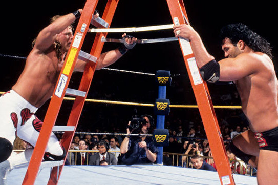 WWE's 7 Best Gimmick Matches of All Time