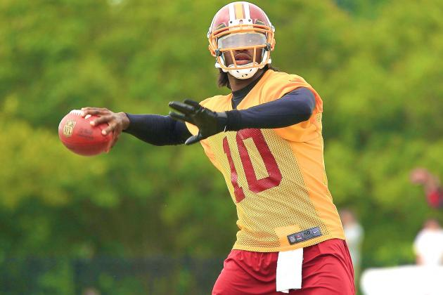 Will Preseason Inaction, Rust Carry over into RGIII's Regular Season?