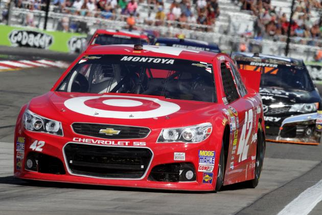 Montoya Won't Be Back at Ganassi in 2014