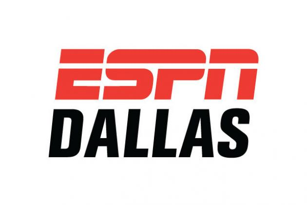 Mavs, ESPN Dallas 103.3 FM Reach 5-Year Deal